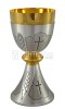 Chalice with Cross and Ears