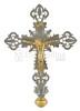 Croce Astile stile Barocco